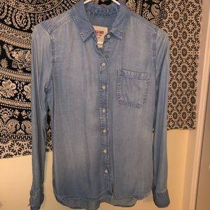 Button up pocket shirt